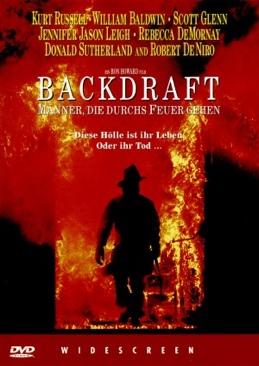 Backdraft - Digital Copy cover