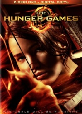 Hunger Games - Digital Copy cover