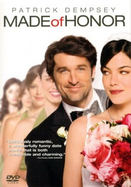 Made of Honor - HD DVD cover