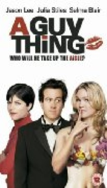 A Guy Thing - VHS cover