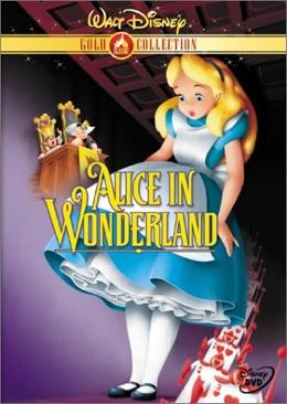 Alice in Wonderland - Digital Copy cover