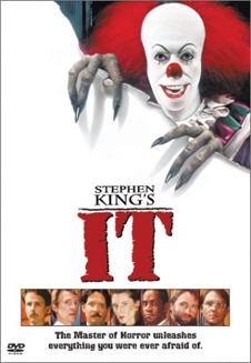 It - Video CD cover