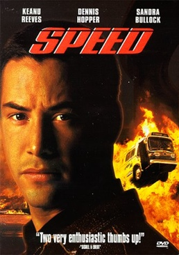 Speed - Laser Disc cover