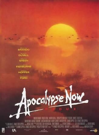 Apocalypse Now - DVD-R cover