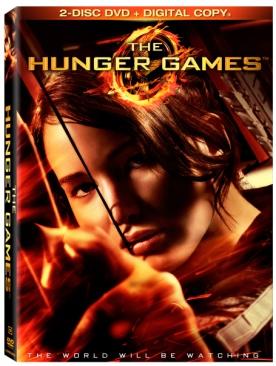 Hunger Games - DVD cover