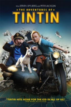 The Adventures Of Tintin - Video CD cover
