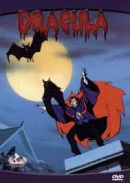 Dracula - DVD cover