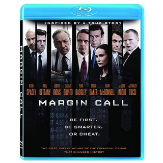 Margin Call - Digital Copy cover