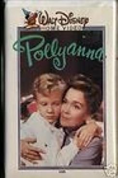 Pollyanna - VHS cover