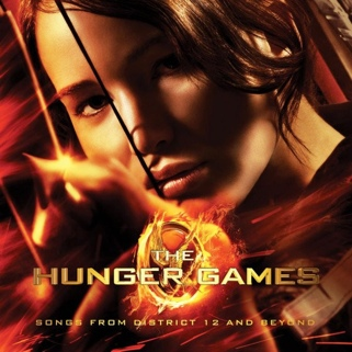 Hunger Games, The - Blu-ray cover