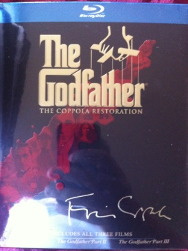 The Godfather - Blu-ray cover