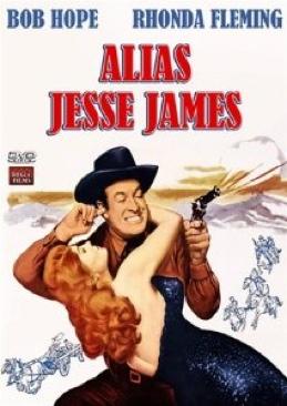 Alias Jesse James - DVD-R cover