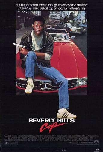 Beverly Hills Cop - Digital Copy cover