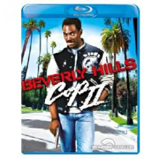 Beverly Hills Cop II - Blu-ray cover