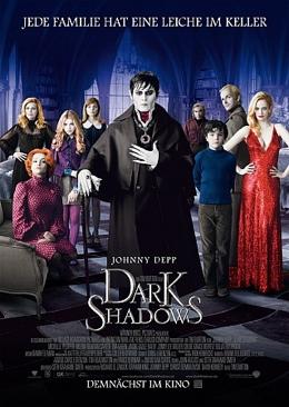 Dark Shadows - Digital Copy cover