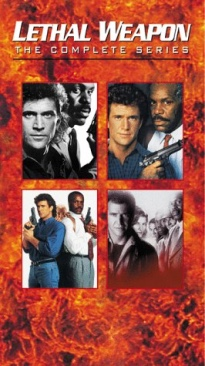 Lethal Weapon - VHS cover
