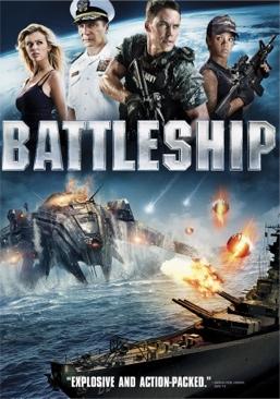 Battleship - DVD cover