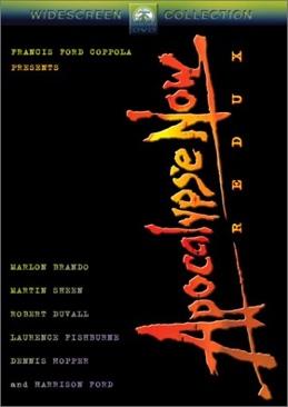 Apocalypse Now - DVD cover