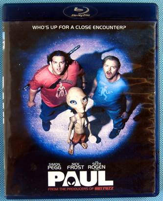 Paul - CED cover