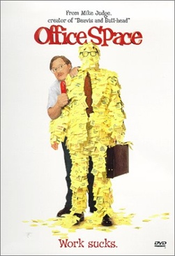 Office Space - Video CD cover
