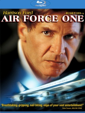 Air Force One - Blu-ray cover
