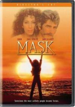 Mask - DVD cover