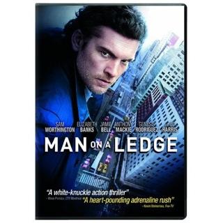 Man On A Ledge - Digital Copy cover