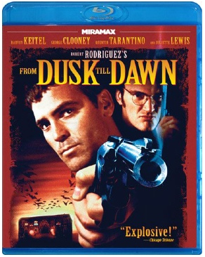 From Dusk Till Dawn - Blu-ray cover