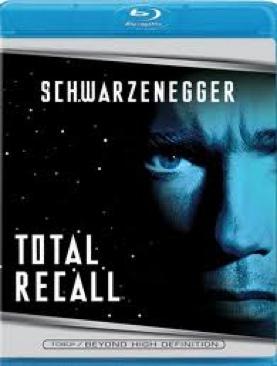 Total Recall - Digital Copy cover