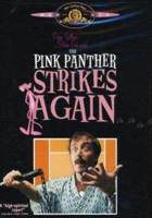 The Pink Panther Strikes Again -  cover