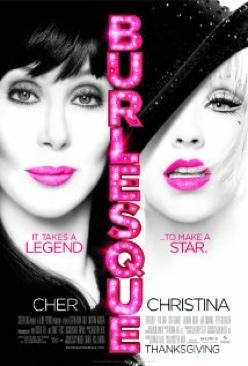 Burlesque  - DVD cover