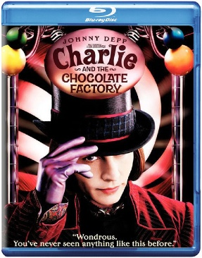 Charlie and the Chocolate Factory - Digital Copy cover