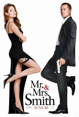 Mr. & Mrs. Smith -  cover
