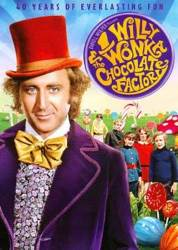 Willy Wonka & the Chocolate Factory - Digital Copy cover