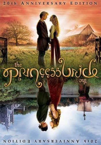 The Princess Bride - CED cover