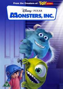Monsters, Inc -  cover