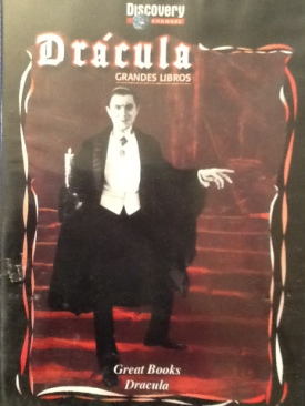 Dracula - HD DVD cover