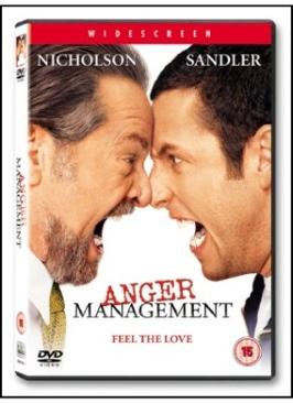 Anger Management - Digital Copy cover