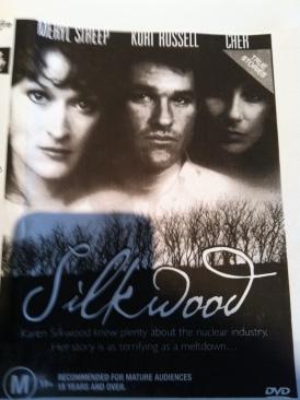 Silkwood - DVD cover