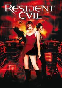 Resident Evil - Digital Copy cover