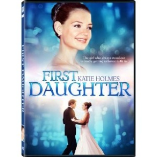 First Daughter - DVD cover