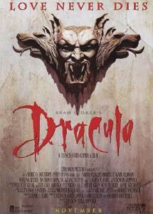 Bram Stoker's Dracula - DVD cover