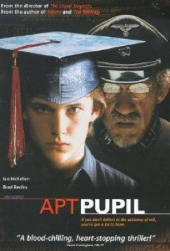Apt Pupil - DVD cover