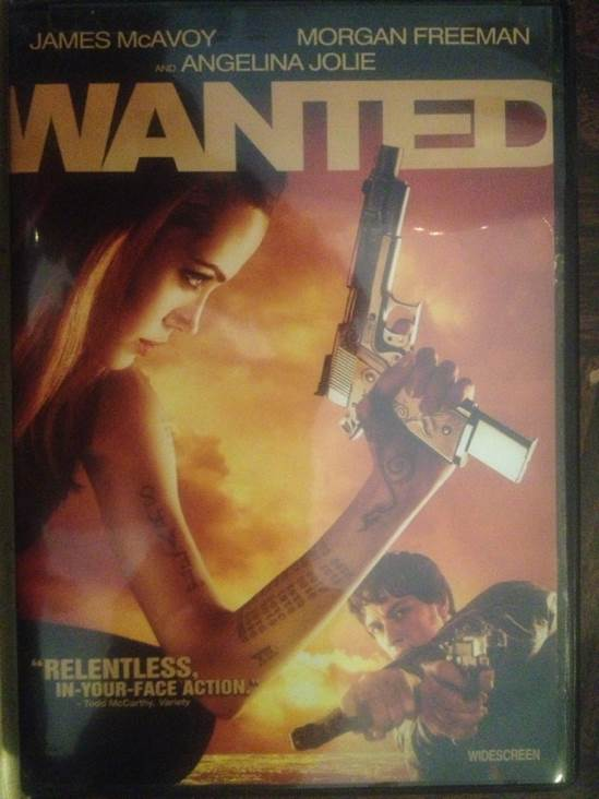 Wanted -  cover