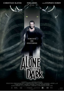 Alone in the Dark - DVD cover