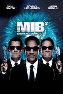 Men In Black 3 - DVD cover