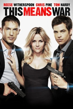This Means War - DVD cover