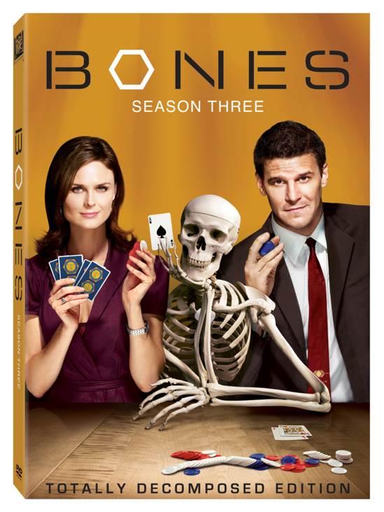 Bones Season 3 -  cover