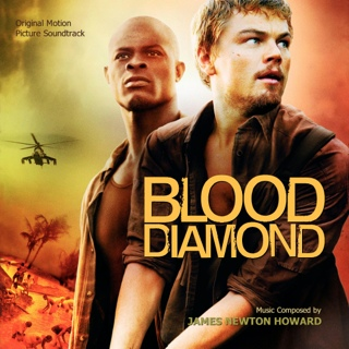 Blood diamond - DVD cover