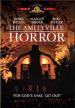 Amityville Horror - DVD cover